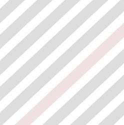 包装紙 ホワイト&ピンク