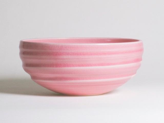 御室焼仁秀 おむろ桜 おむろ抹茶碗