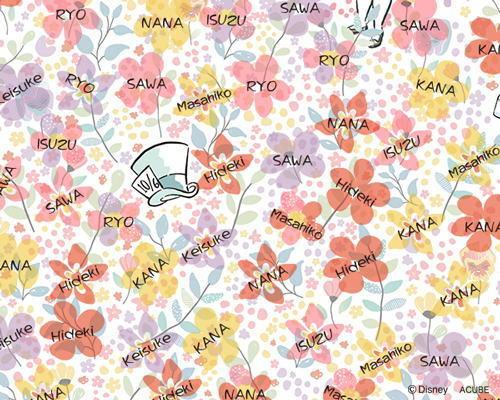 ウエディングツリー花とアリス3