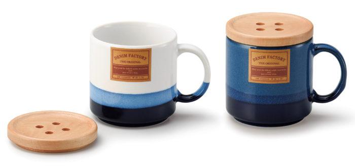 Denim Factory ペアマグカップ