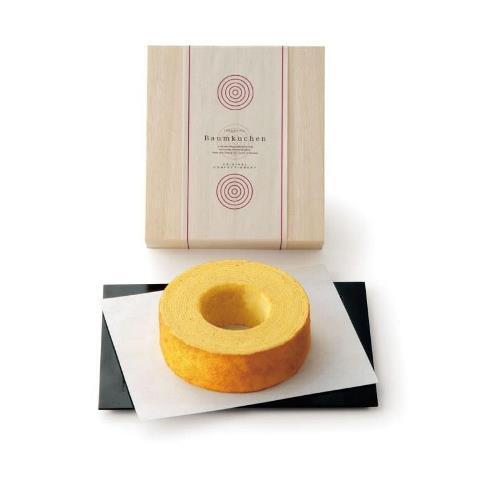 輪-rin-大きなたっぷり生バウム(木箱入)