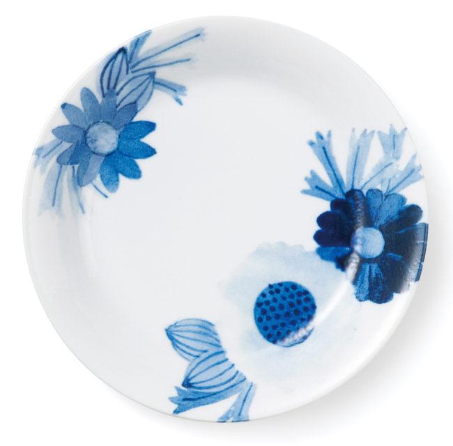 Oriental Flower パスタプレートセット