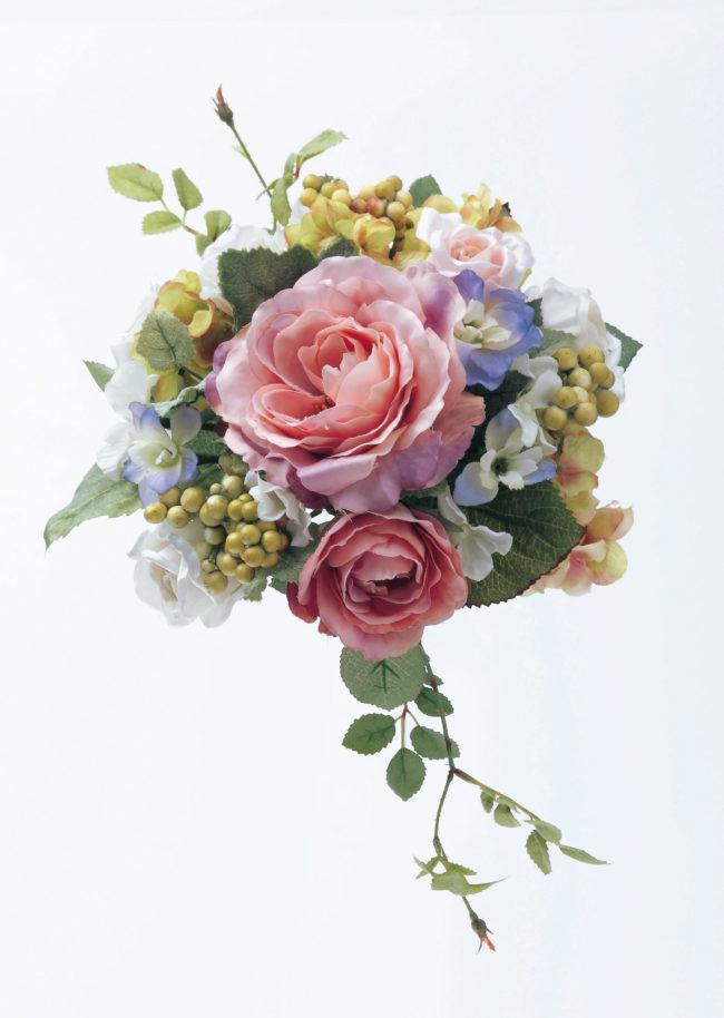ブーケ&ブードニアORG2104 ピンク 【オススメ!】
