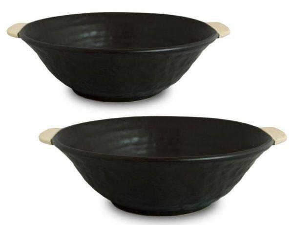 【直火シリーズ】ラーメン鉢2個セット