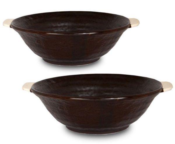 ラーメン鉢セット カカオ