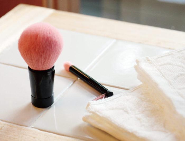 SALON de Dolce 熊野 侑昂堂の洗顔ブラシ&小鼻ブラシ イメージ