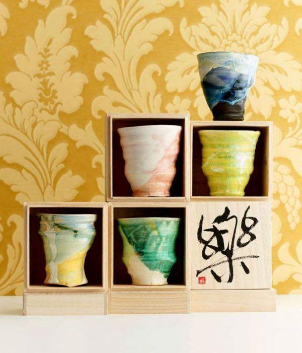ル・スール フリーカップ(木箱入)3