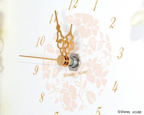 ウェルカムボード(フラワー)プリム(時計付き)2