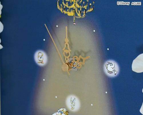 ウェルカムボード(フラワー)エンブレイス(時計付き)2