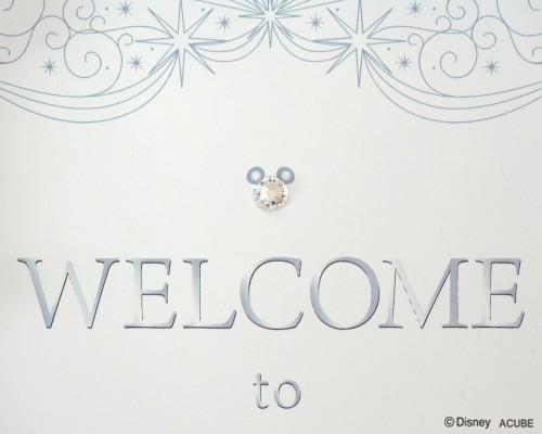 ウェルカムボード(フラワー)ディジル4